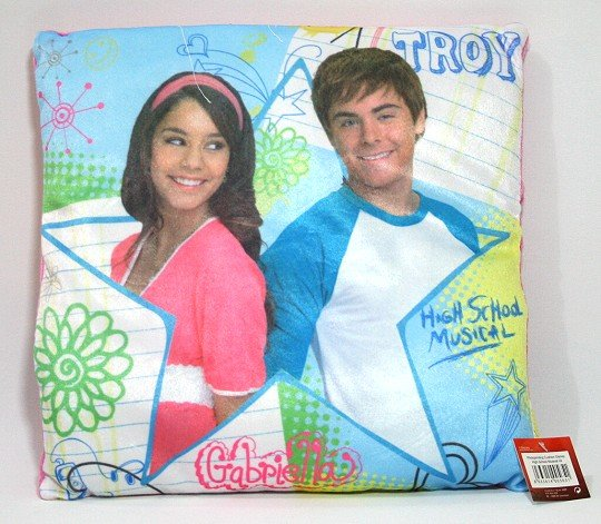 Poduszka High School Musical Disney - 32cm