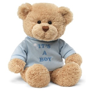 Mi� It's a Boy GUND - 30cm