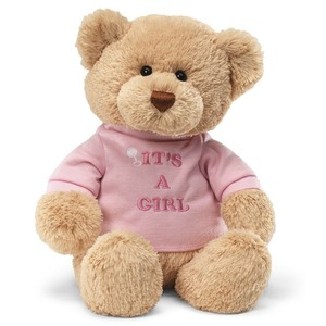Mi� It's a Girl GUND - 30cm