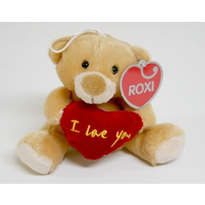 Miś z sercem I Love You ROXI - 13cm