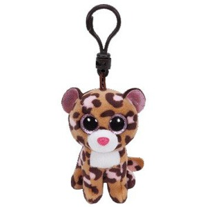 Brelok Lampart Leopard Patches Pupilki TY - 9cm