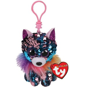 Brelok pies chihuahua Yappy Flippables TY - 9cm