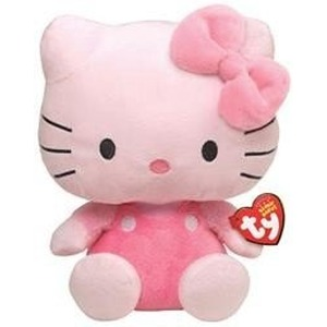Kotek Hello Kitty TY - 15cm
