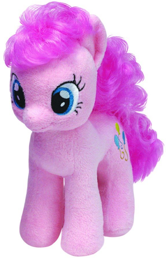 Konik My Little Pony Pinkie Pie TY - 18cm