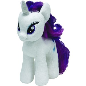Konik My Little Pony Rarity TY - 18cm