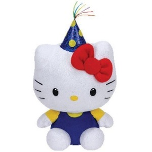 Kotek Hello Kitty Celebration TY - 15cm