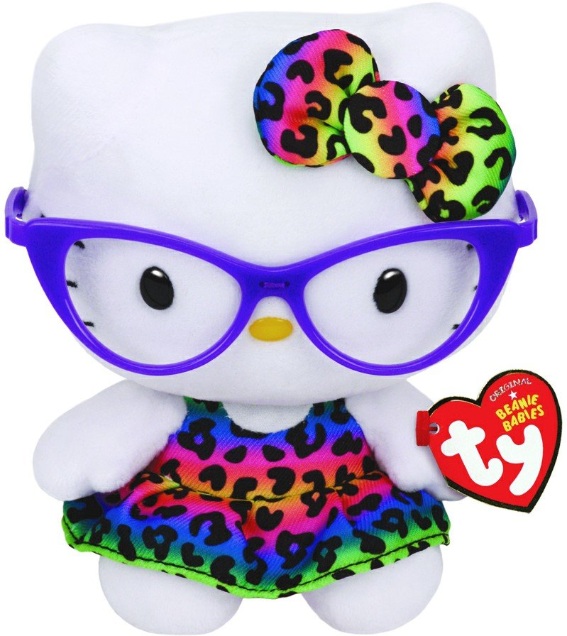 Kotek Hello Kitty Fashionista TY - 15cm
