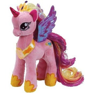 Konik My Little Pony Cadance TY - 24cm