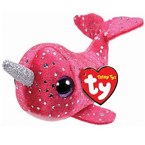 Narwal Nelly Teeny Tys TY - 10cm