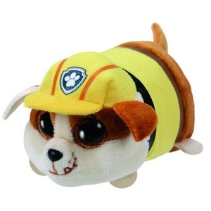 Pies Rubble Paw Psi Patrol Teeny TY - 10cm