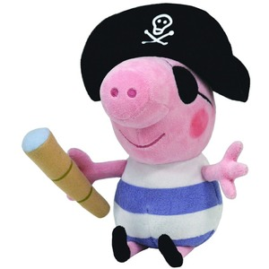 George Pirate Świnka Peppa TY - 15cm